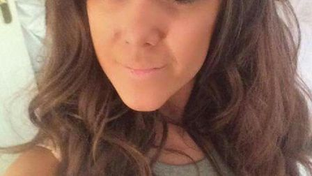Picture of Kerri McAuley. Submitted by Kerri's family.