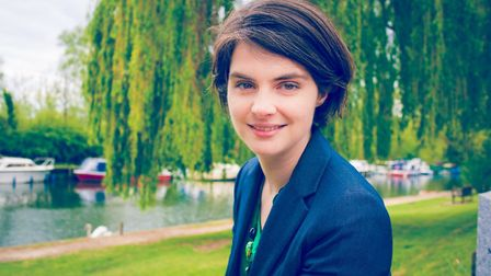 Chloe Smith, Conservative candidate for Norwich North, Pic: Eliza Boo Photography