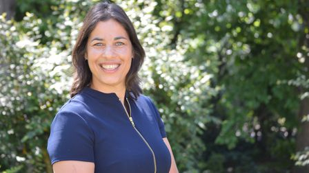 Salena Dawson, East Anglia regional chairman of the Federation of Small Businesses (FSB). Picture: C