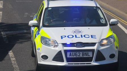 The driver was reported to court. Picture: Archant