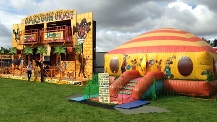 Sandringham Game and Country Fair 2017. Picture: Taz Ali
