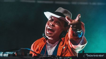 Craig Charles will be at the 2017 Reload Festival at the Norfolk Showground. Photo: © Max Miechowsk
