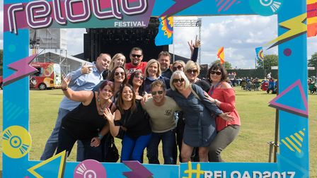 Reload Festival 2017 at the Norfolk Showground. Photo: Neal Lewis