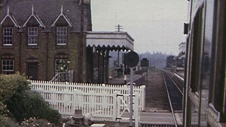 King's Lynn to Hunstantion line in 1968. Picture: Archant Library
