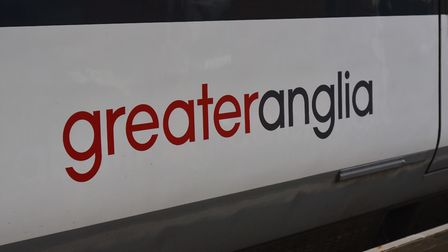 Stock photo of Greater Anglia train. Pic: Sonya Duncan.