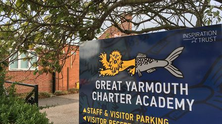 Great Yarmouth Charter Academy. Picture: David Hannant