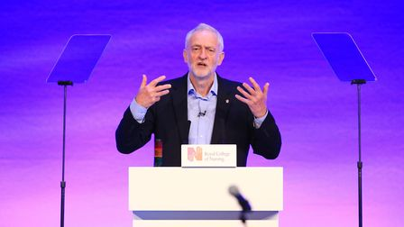 Mr Corbyn is looking to build on an excellent general election result.