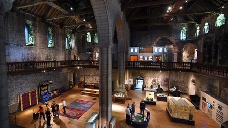 The Keep Giving campaign at Norwich Castle, encouraging people to Adopt an Object from the castle ke