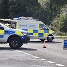 The A47 near Wisbech is closed following a serious collision. Picture: IAN CARTER