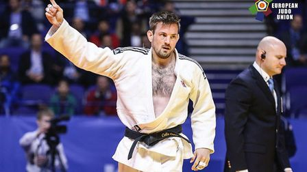 North Lopham judoka Colin Oates has retired from competitive judo. Picture: British Judo