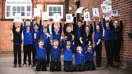 The Eastgate Academy in King's Lynn had been rated outstanding by Ofsted. Picture: Ian Burt