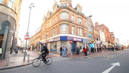 Bookmaker Betfred. Picture: Anglian Water Business