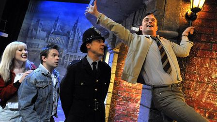 One of the West End's best-loved musicals, running for 24 years, Willy Russell's Blood Brothers retu