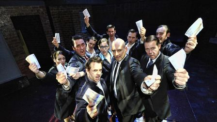 One of the West End�s best-loved musicals, running for 24 years, Willy Russell�s Blood Brothers retu