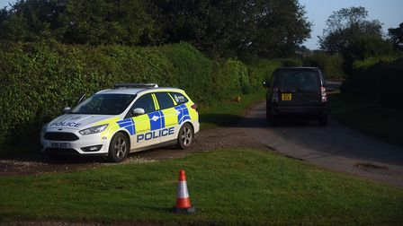 Two people have died in a light aircraft crash in Wolferton. Picture: Ian Burt