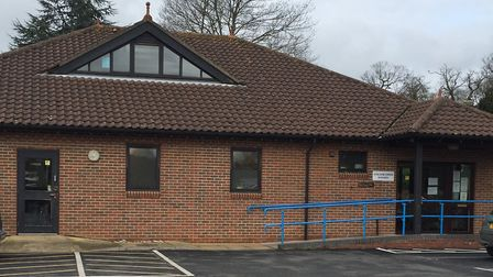 Stalham Green surgery: Pictures: NN CCG