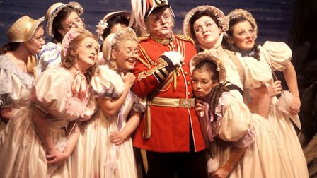 National Gilbert & Sullivan Opera Company production of The Pirates of Penzance. Photo: Submitted
