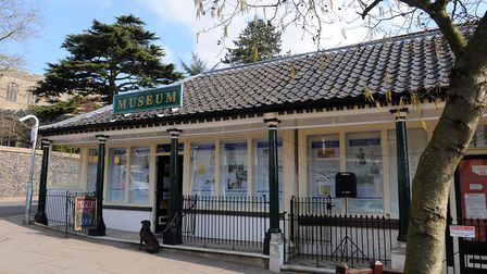 Diss Museum. Picture: Sonya Duncan
