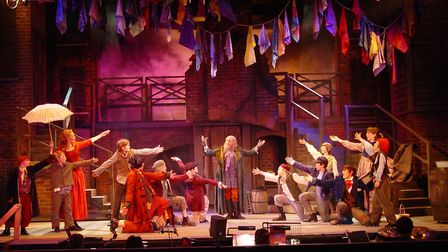 Oliver is one of the plays that will be featured in 'The Sound of Musicals'. Picture: Courtesy of Lo
