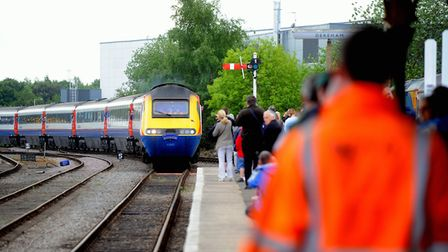 More seats, free Wi-Fi and modern trains are some o the things passengers using East Midlands trains