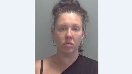 Leanne Rowett, 37, from Lowestoft, has been jailed for 21 months after pleading guilty to GBH. Pictu