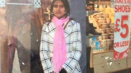 Police are appealing for help to trace Norwich woman Mary Nareshkumar who is missing with her three