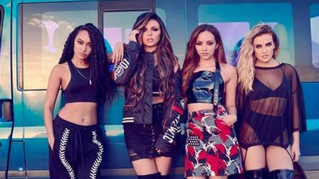 Little Mix are coming to Norwich as part of their Summer Shout Out tour this Sunday. Picture: Rhodes
