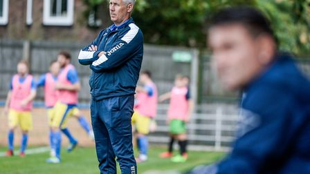 King's Lynn Town boss Ian Culverhouse isn't worried about bigger clubs coming calling for his star p