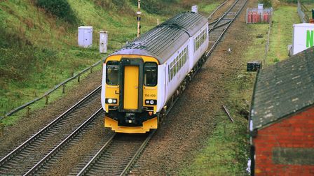Various trains have been cancelled. Picture: James Bass