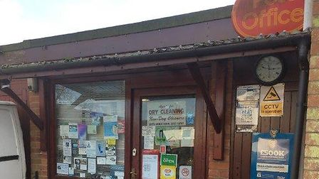 Surlingham Post Office. PIC: Peter Walsh.