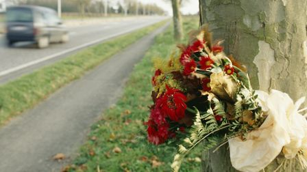 Remember the days when a roadside floral tribute was a rarity?