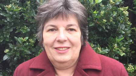 Shelagh Gurney, vice-chair of Norfolk County Council's adult social care committee. Photo: Shelagh G