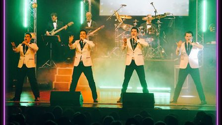 Four Seasons tribute band Frankie's Guys are set to perform at the King's Lynn Corn Exhange on Frida