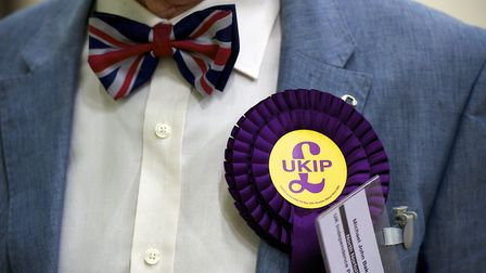 UKIP members will hear from their would-be leaders at a hustings tonight. Picture: MARK BULLIMORE