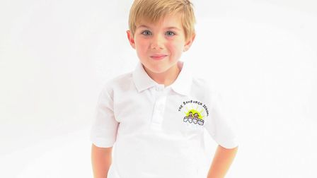 Jude Jarmy, who is starting at� Bawburgh School. Picture: Christina Easter