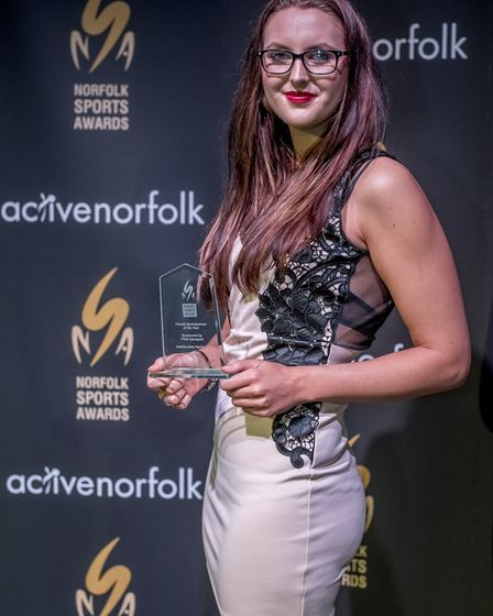 Scenes from the Norfolk Sports Awards 2016 held at Open in Norwich. Picture: Matthew Usher.