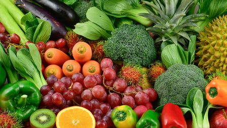 Fruits and vegetables will be in focus at an upcoming food festival. Picture: Getty Images/iStockpho