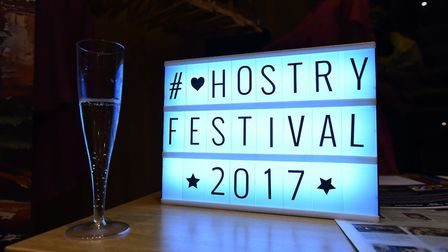 Launch event for the 2017 Hostry Festival. Photo: Simon Finlay Photography