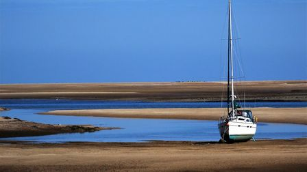 A beautiful sunny day at Wells-next-the-Sea. Picture: Sarah Punter