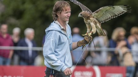 Scenes from the Sandringham Game and Country Fair 2015. Picture: Matthew Usher.