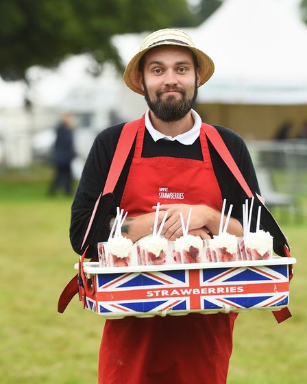 The Sandringham Game and Country Fair 2016. Picture: Ian Burt