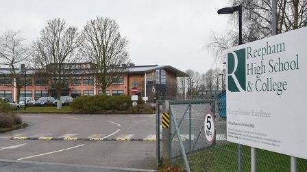 Reepham High School and College. Picture: Antony Kelly