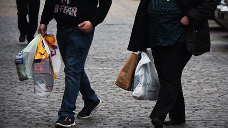 High street sales rose in August. Picture: ANTONY KELLY