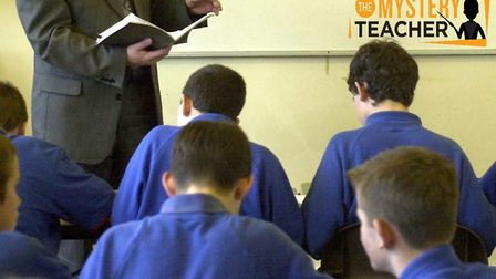 Children at work in a classroom. Picture: Archant Library