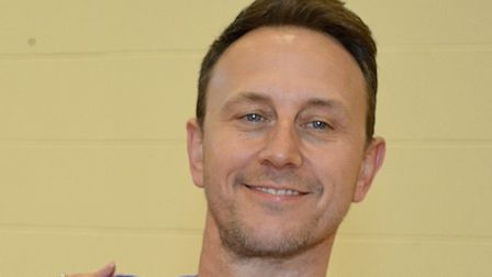 zumba special with Ian Waite in Lowestoft. Pictures: MICK HOWES