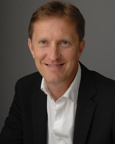 Andy Bird, author of The Inspired Leader. Picture: Bloomsbury Business.