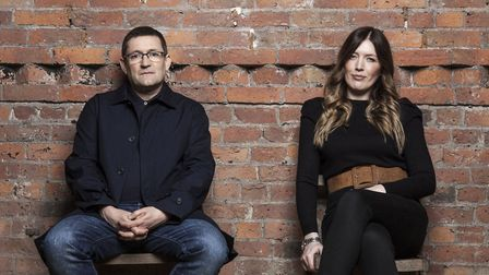 Paul Heaton & Jacqui Abbott will be appearing at Thetford Forest on JUne 9. Photo: Submitted