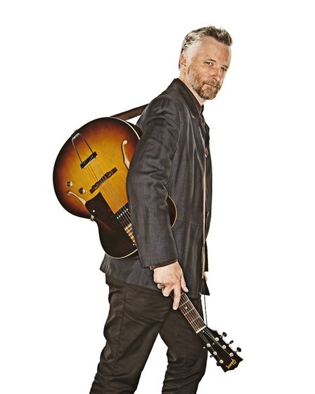 Billy Bragg who will be special guest on the June 9 gig. Photo: Submitted