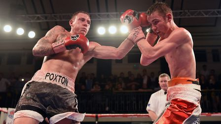 Craig Poxton is targetting another upset on Saturday night against Lyon Woodstock after beating the