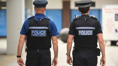Norfolk is the first force in the country to propose getting rid of all PCSOs. Picture: Ian Burt